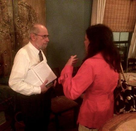 Prof. Larry Rosen | Annual Dinner | October 23, 2015