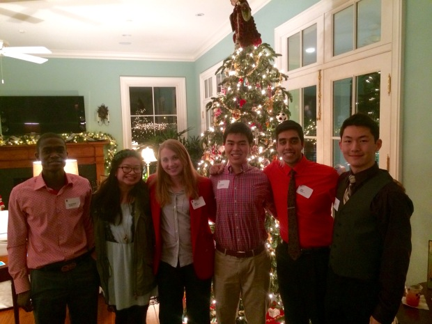 Annual Holiday Party | December 21, 2015